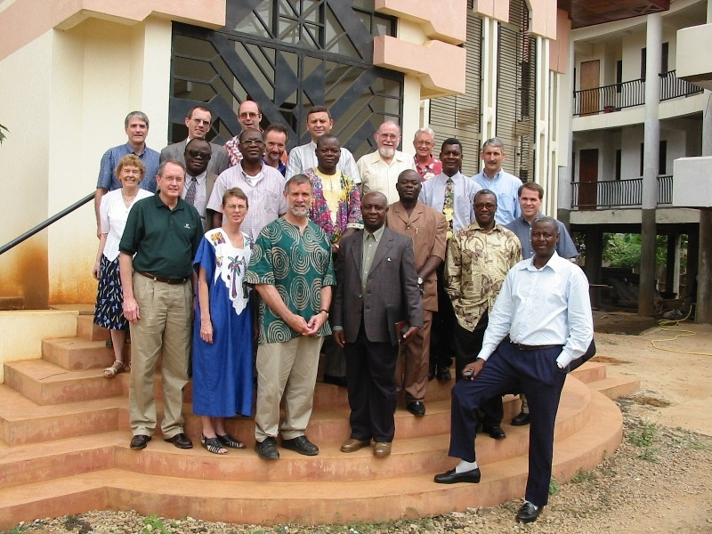 Central Africa Church Leaders' Meeting